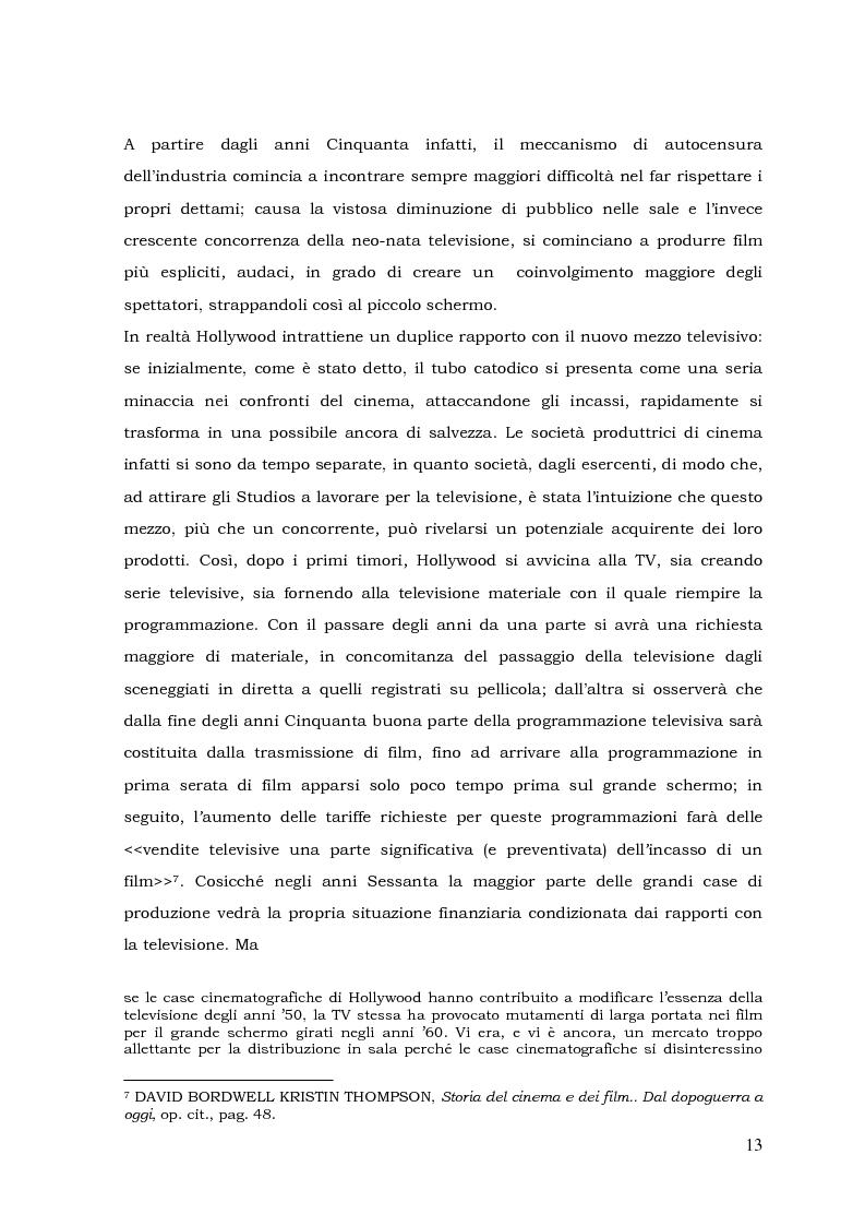 Anteprima della tesi: L'autore e il suo doppio: la collaborazione tra Martin Scorsese e Robert De Niro, Pagina 10