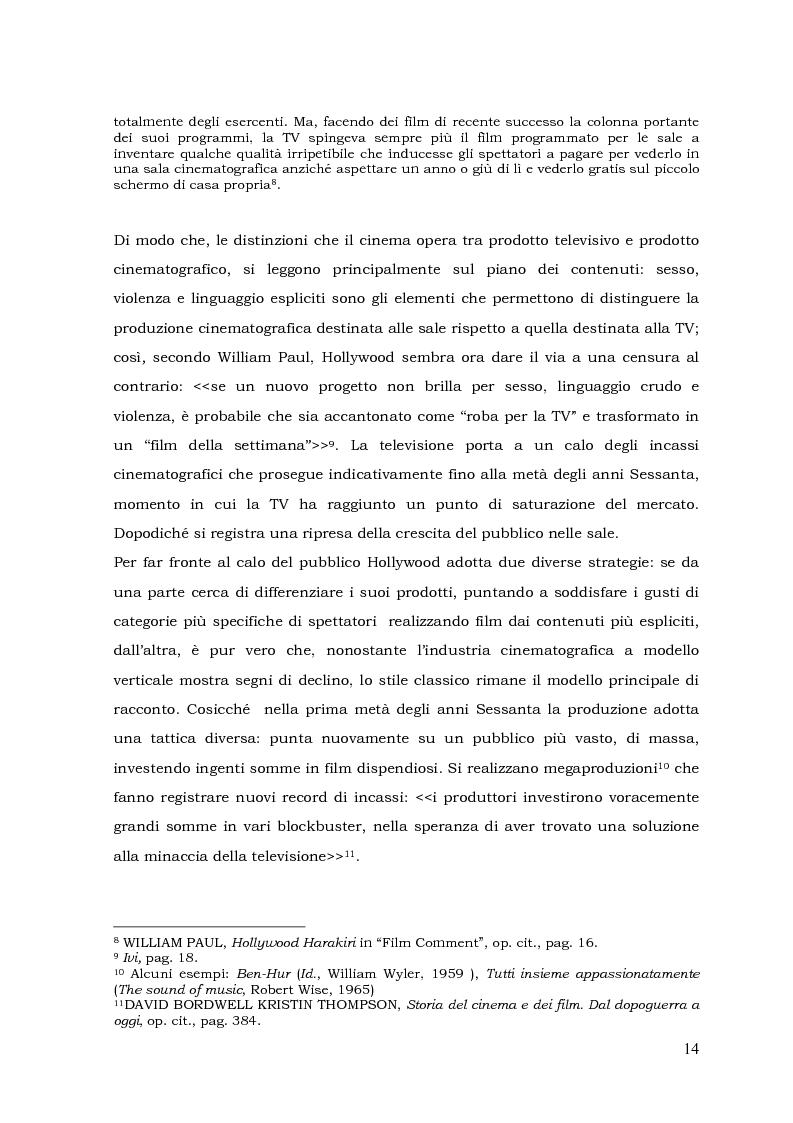 Anteprima della tesi: L'autore e il suo doppio: la collaborazione tra Martin Scorsese e Robert De Niro, Pagina 11