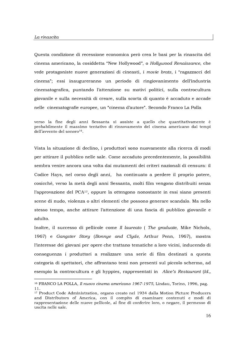 Anteprima della tesi: L'autore e il suo doppio: la collaborazione tra Martin Scorsese e Robert De Niro, Pagina 13