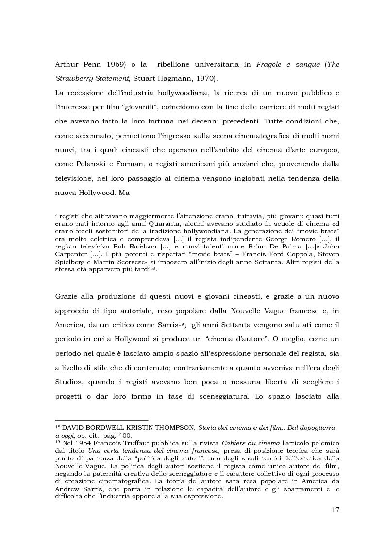Anteprima della tesi: L'autore e il suo doppio: la collaborazione tra Martin Scorsese e Robert De Niro, Pagina 14