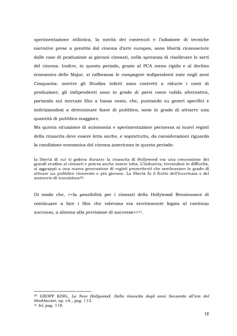 Anteprima della tesi: L'autore e il suo doppio: la collaborazione tra Martin Scorsese e Robert De Niro, Pagina 15