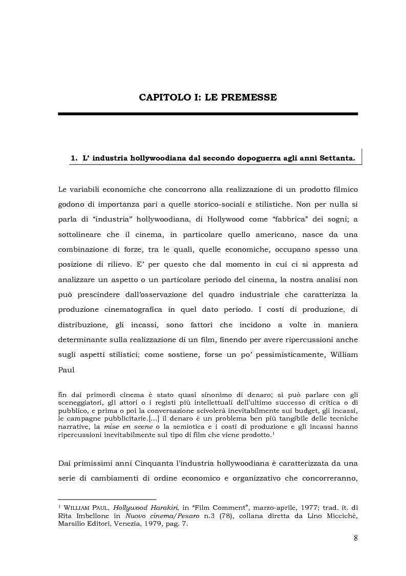Anteprima della tesi: L'autore e il suo doppio: la collaborazione tra Martin Scorsese e Robert De Niro, Pagina 5