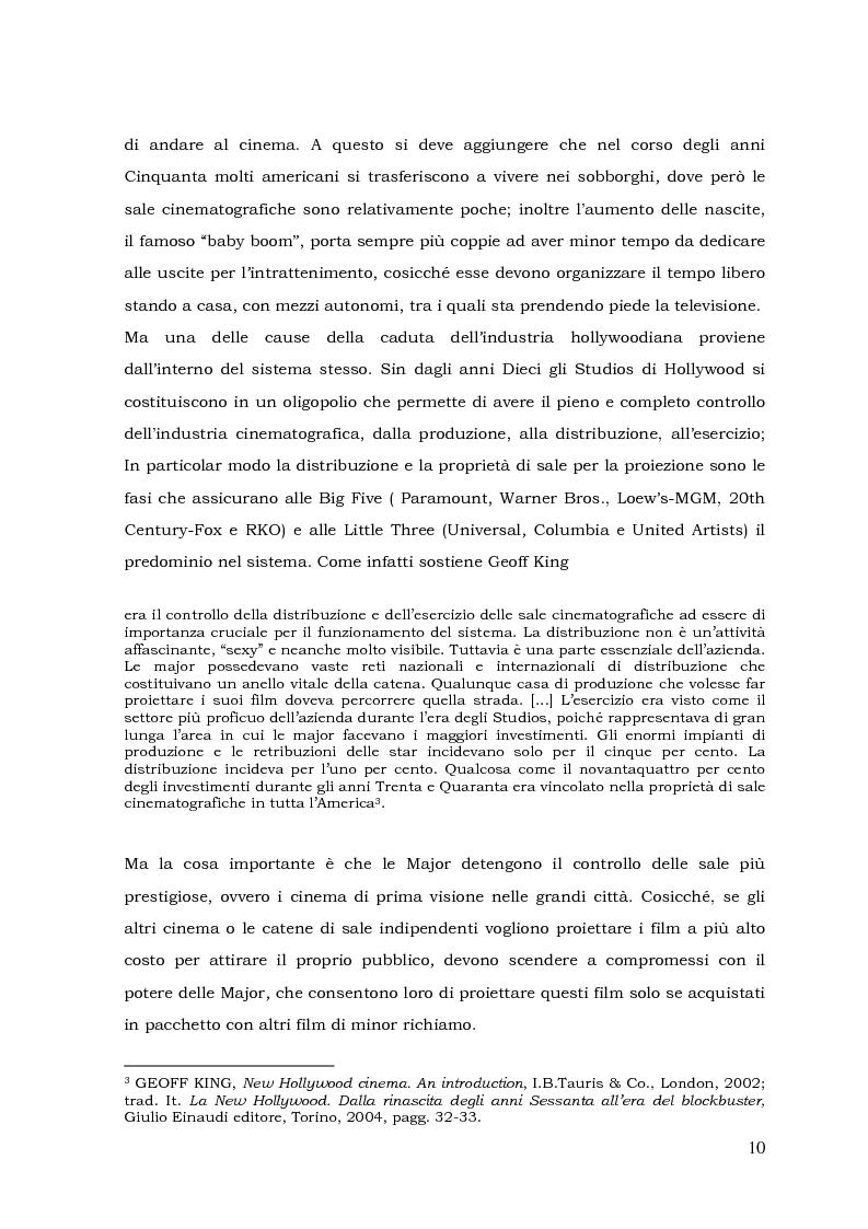Anteprima della tesi: L'autore e il suo doppio: la collaborazione tra Martin Scorsese e Robert De Niro, Pagina 7