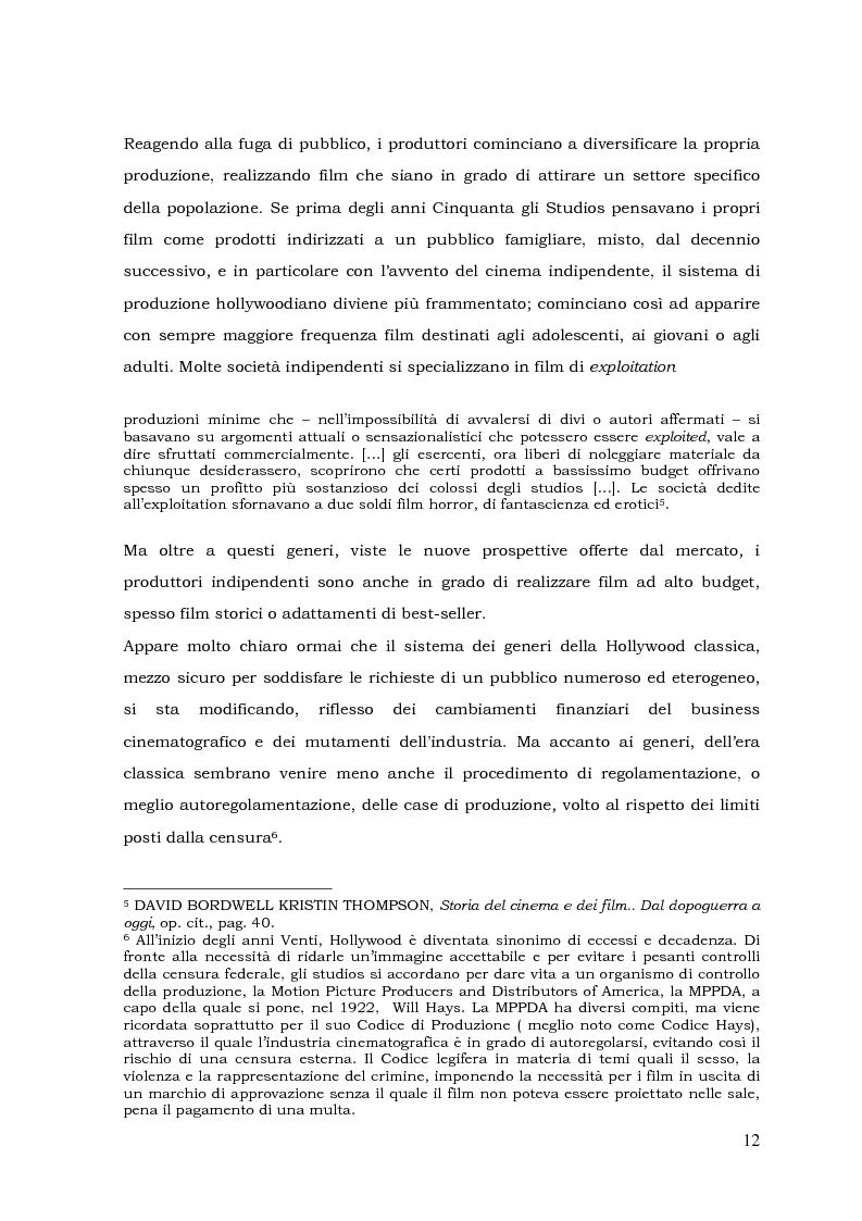 Anteprima della tesi: L'autore e il suo doppio: la collaborazione tra Martin Scorsese e Robert De Niro, Pagina 9