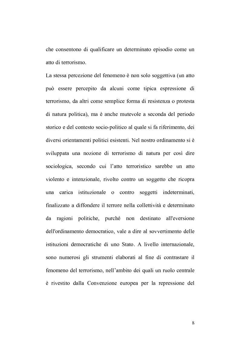Anteprima della tesi: Terrorismo islamico e media nel XXI esimo secolo, Pagina 5
