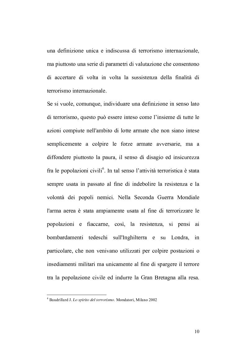 Anteprima della tesi: Terrorismo islamico e media nel XXI esimo secolo, Pagina 7