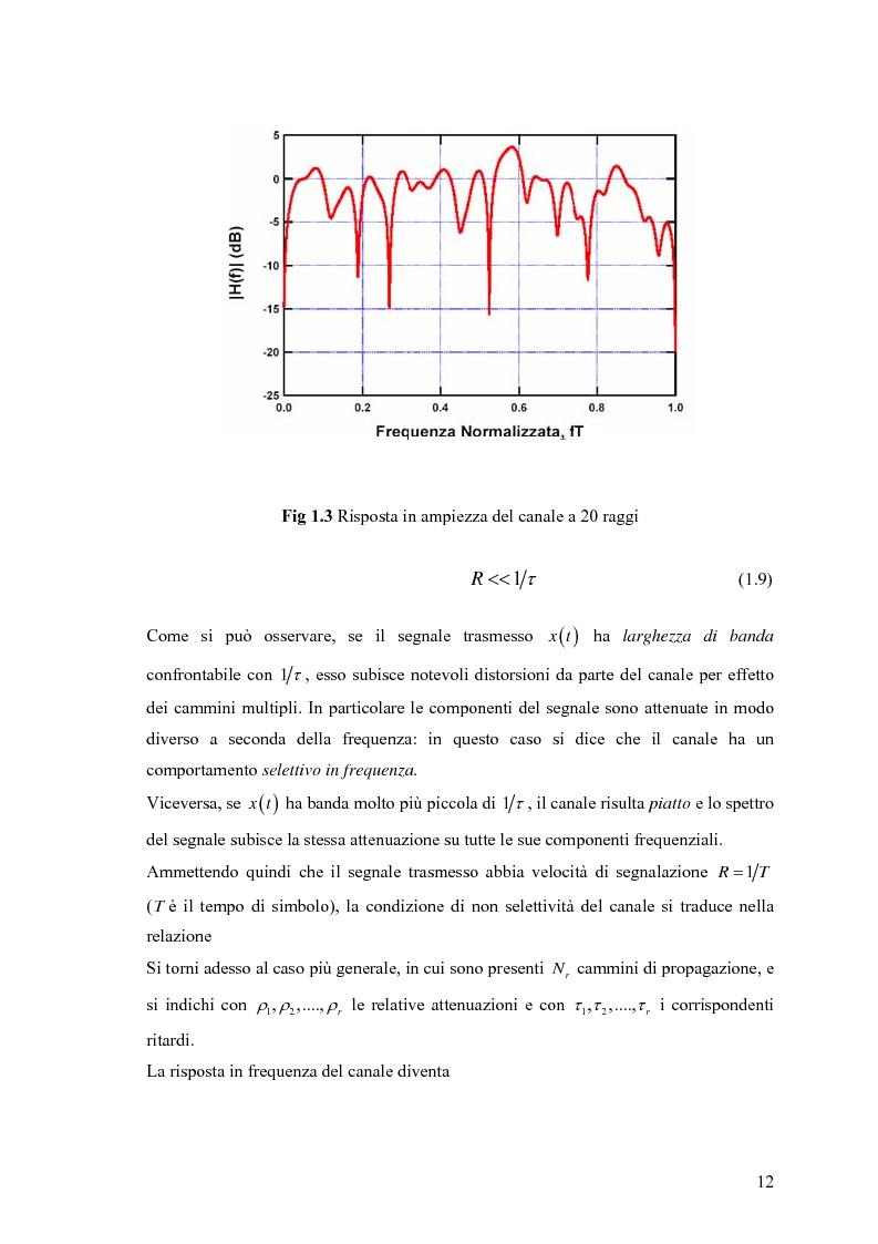 Anteprima della tesi: Schemi di Codifica per Sistemi di Trasmissione Multiple Input Multiple Output, Pagina 5