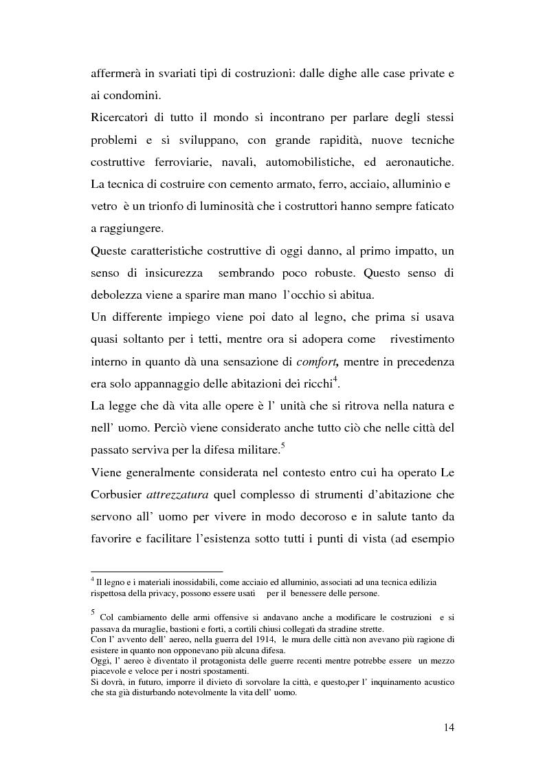 Anteprima della tesi: Tra città e periferia nel postmoderno, analisi di alcuni aspetti innovativi, Pagina 10