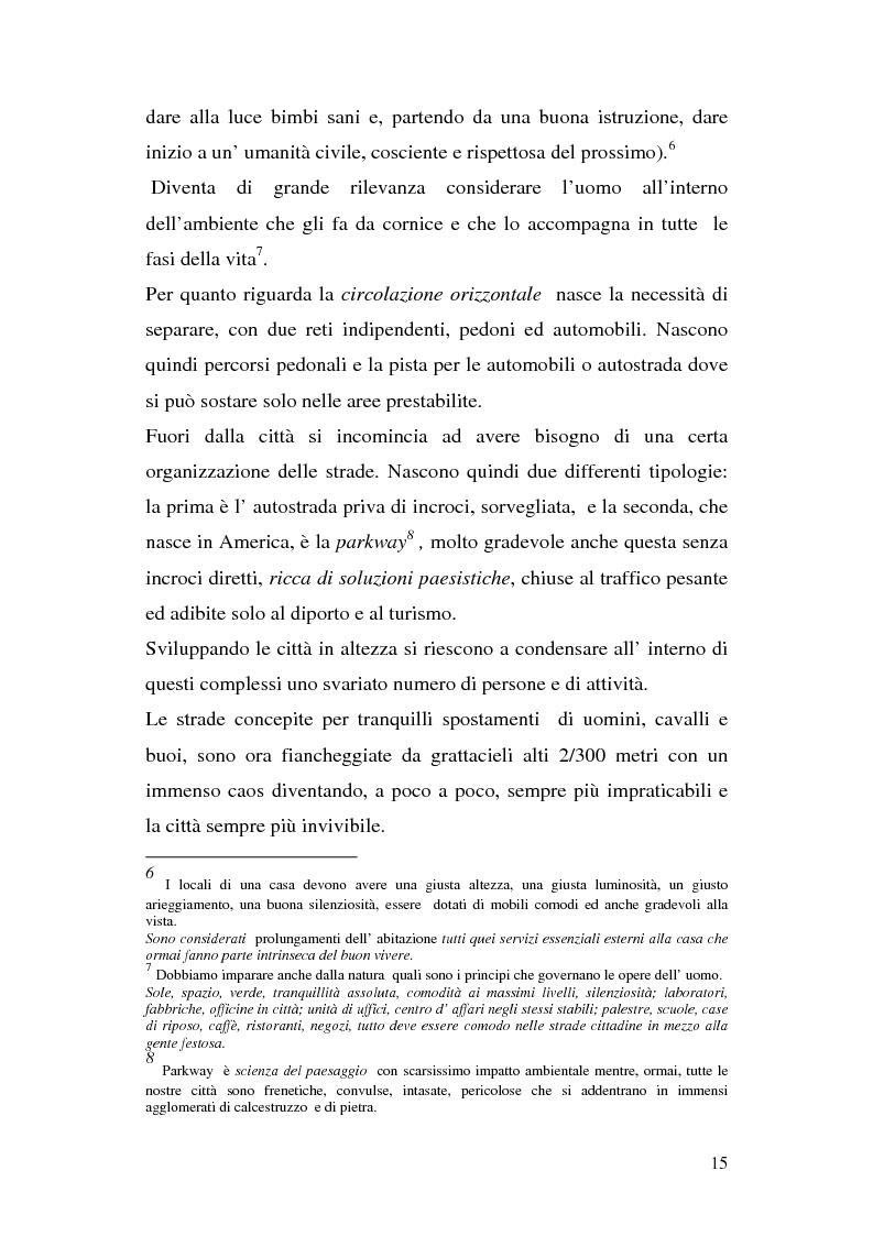 Anteprima della tesi: Tra città e periferia nel postmoderno, analisi di alcuni aspetti innovativi, Pagina 11