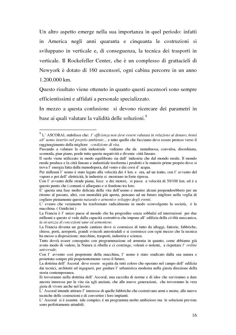 Anteprima della tesi: Tra città e periferia nel postmoderno, analisi di alcuni aspetti innovativi, Pagina 12