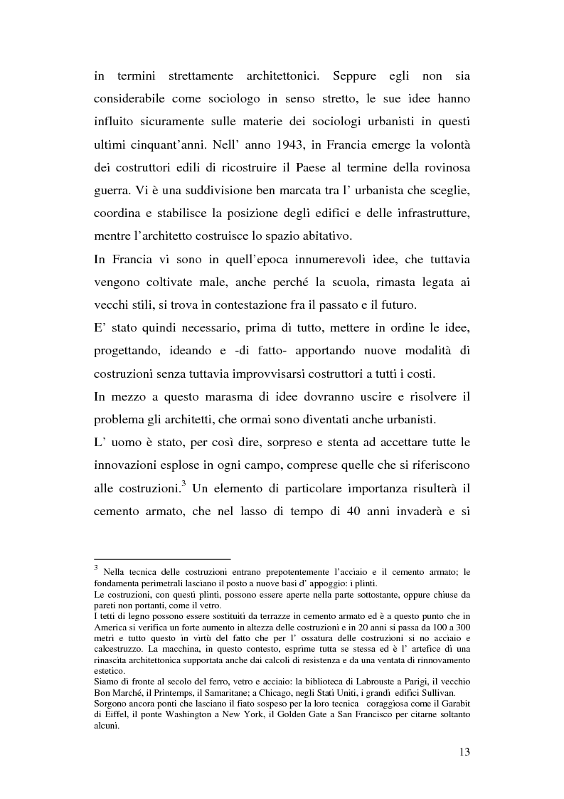 Anteprima della tesi: Tra città e periferia nel postmoderno, analisi di alcuni aspetti innovativi, Pagina 9