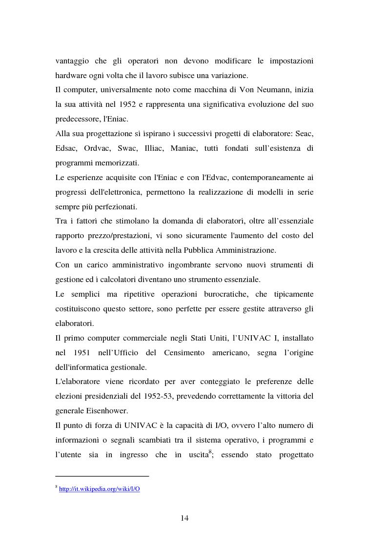 Anteprima della tesi: Aspetti psicologici del processo di brand building nel campo informatico. Il caso Mac., Pagina 10