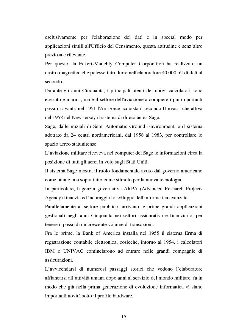 Anteprima della tesi: Aspetti psicologici del processo di brand building nel campo informatico. Il caso Mac., Pagina 11