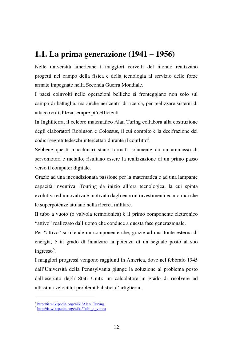 Anteprima della tesi: Aspetti psicologici del processo di brand building nel campo informatico. Il caso Mac., Pagina 8