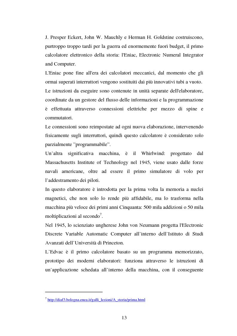 Anteprima della tesi: Aspetti psicologici del processo di brand building nel campo informatico. Il caso Mac., Pagina 9