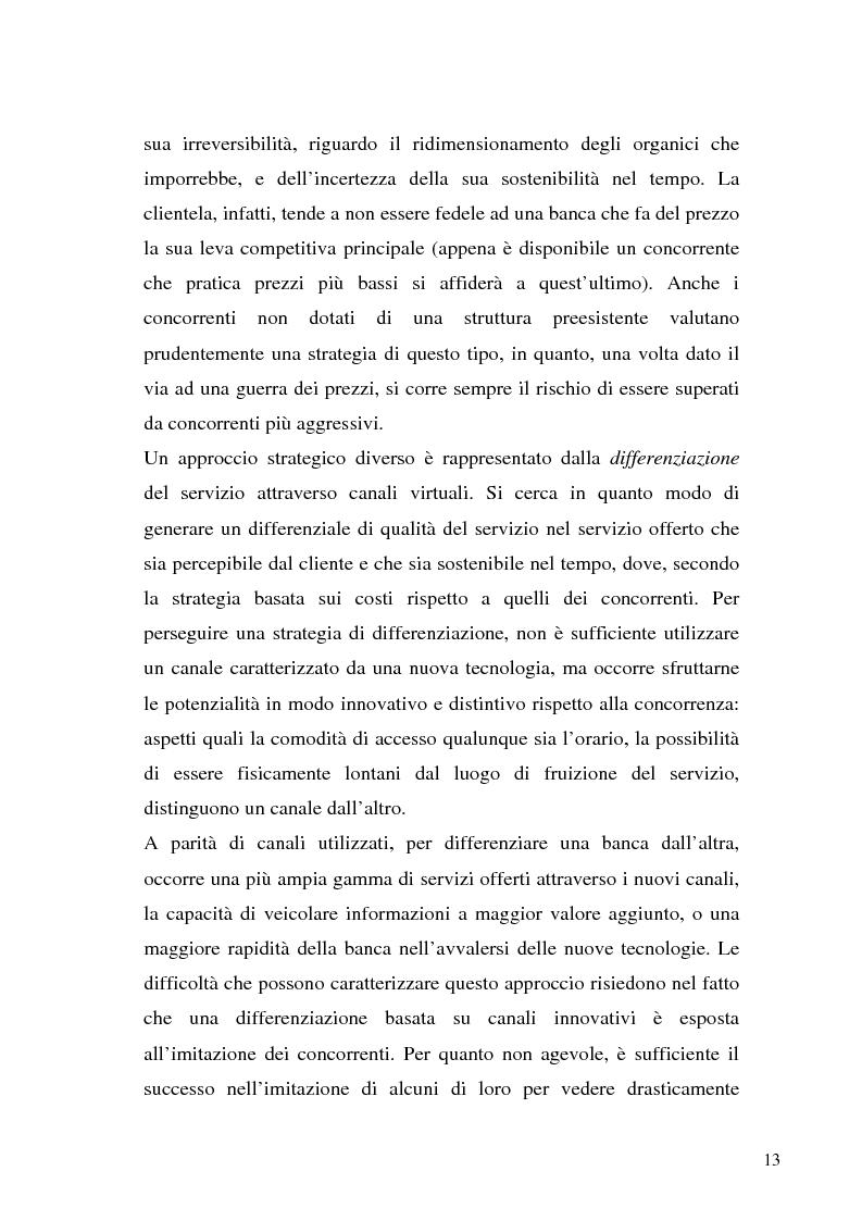Anteprima della tesi: Il bilancio di esercizio della banca on-line, Pagina 10