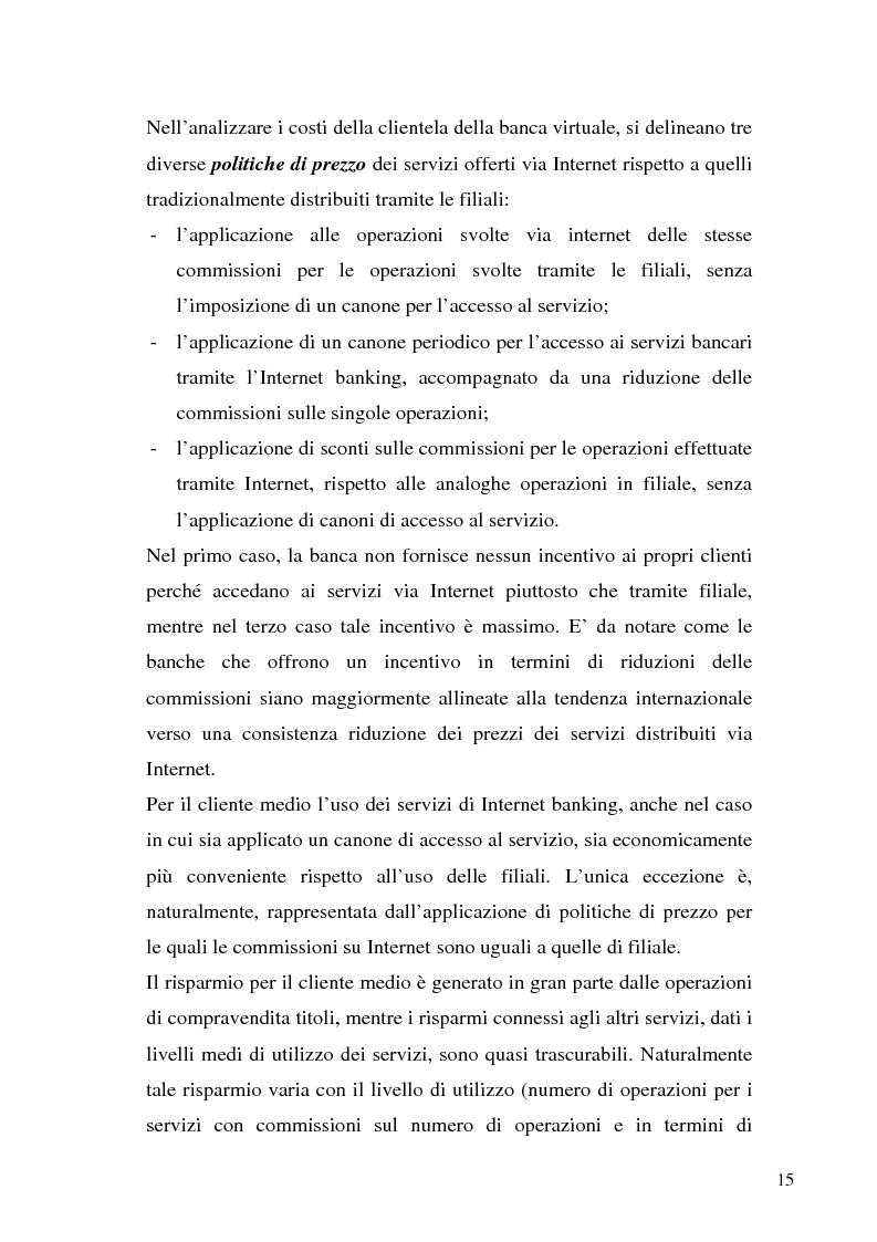 Anteprima della tesi: Il bilancio di esercizio della banca on-line, Pagina 12