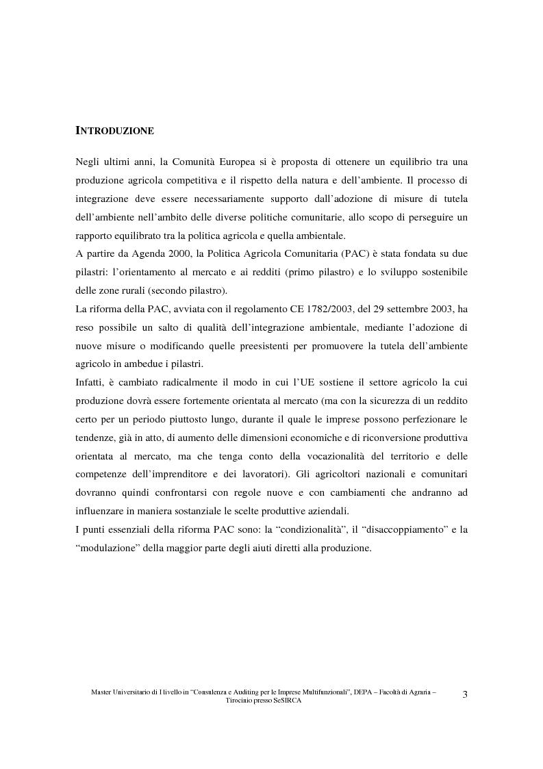 Anteprima della tesi: Redazione di un protocollo iniziale e principi di bilancio globale per la consulenza aziendale, Pagina 1