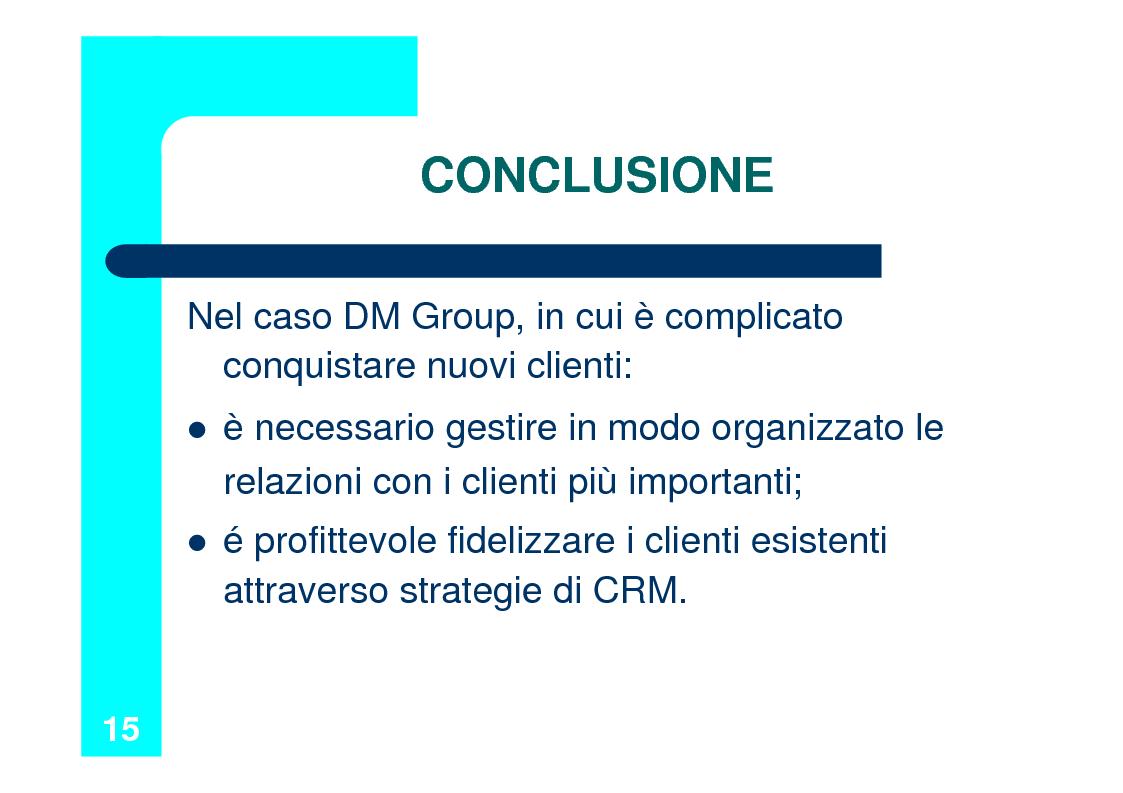 Anteprima della tesi: Il Customer Relationship Management nel B2B, Pagina 15