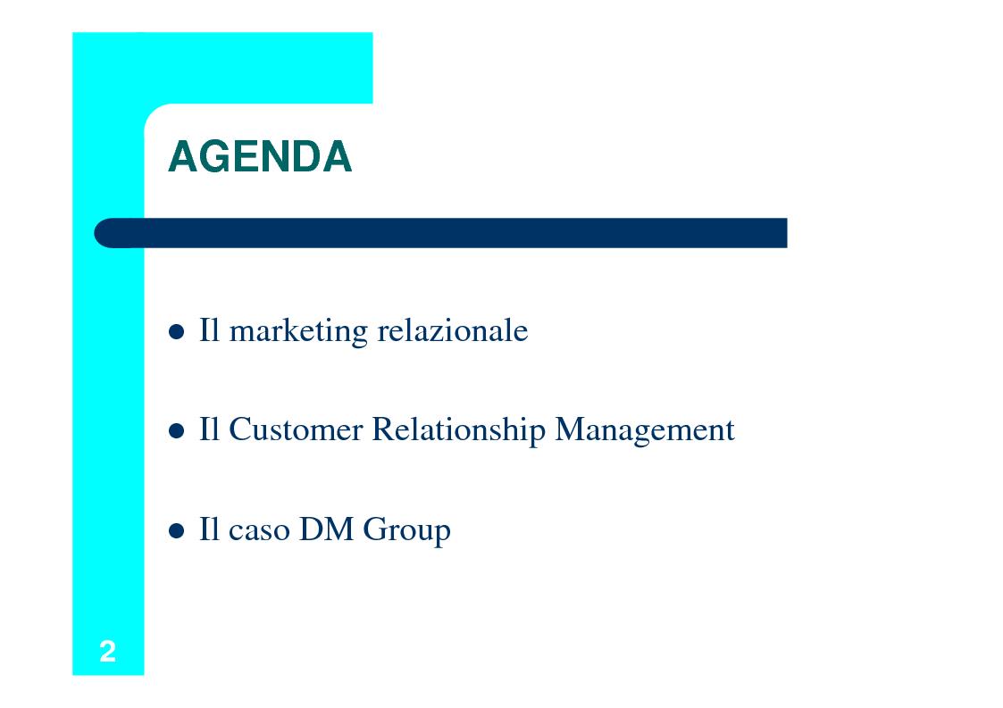 Anteprima della tesi: Il Customer Relationship Management nel B2B, Pagina 2