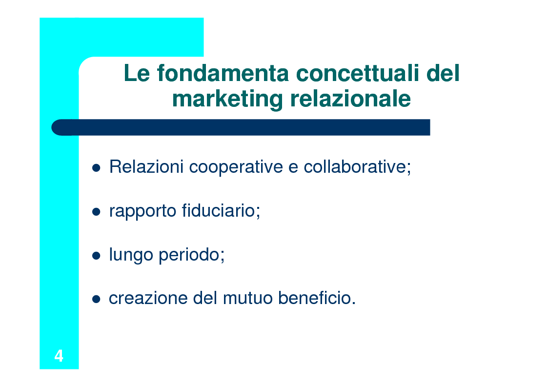 Anteprima della tesi: Il Customer Relationship Management nel B2B, Pagina 4