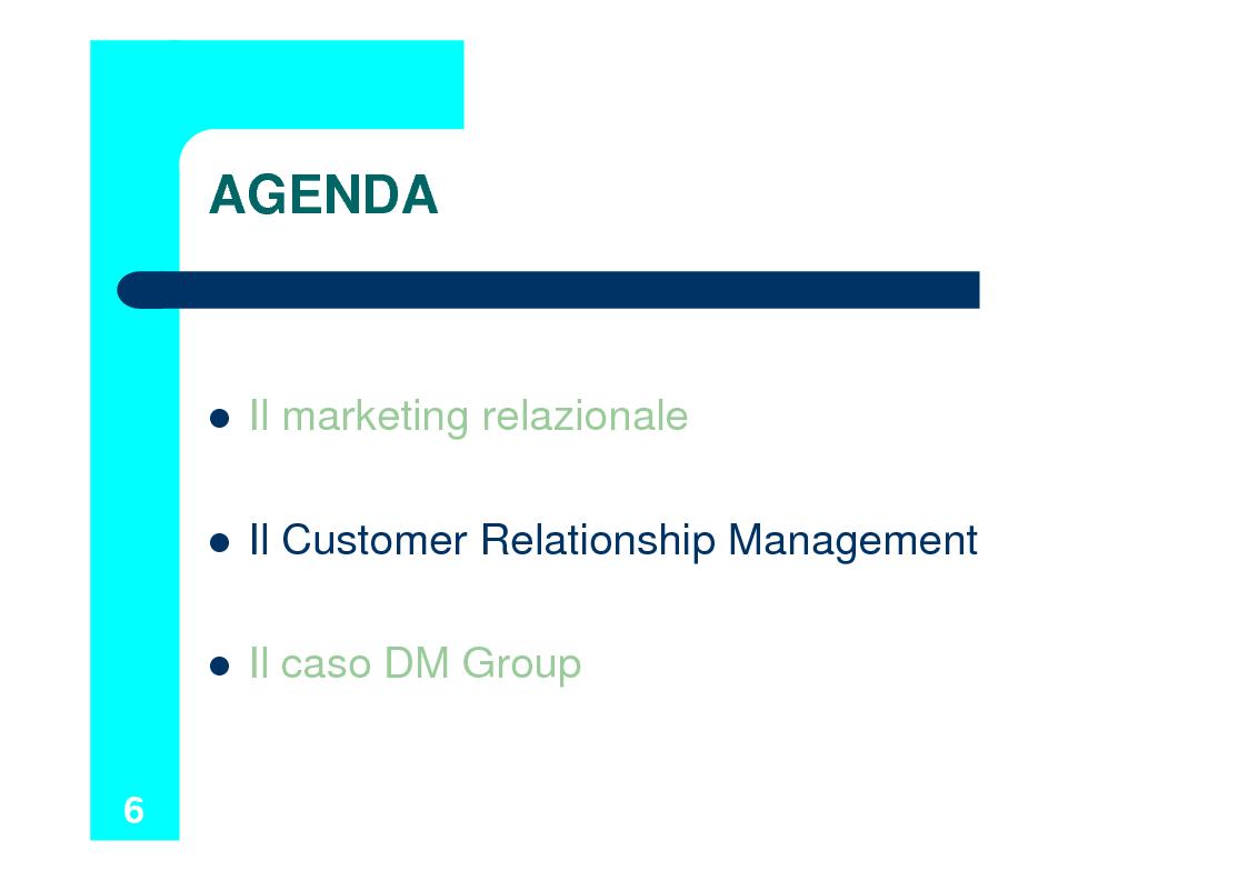 Anteprima della tesi: Il Customer Relationship Management nel B2B, Pagina 6