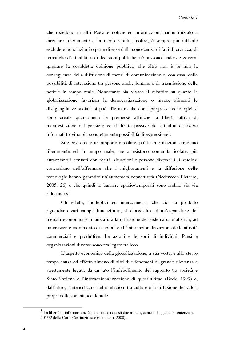 Anteprima della tesi: Il Management Interculturale: un'analisi di esperienze, Pagina 4