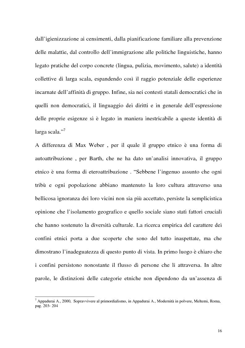 Anteprima della tesi: Le frontiere culturali del cibo, Pagina 11