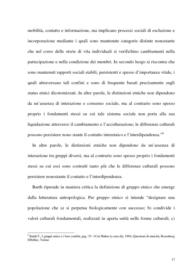 Anteprima della tesi: Le frontiere culturali del cibo, Pagina 12