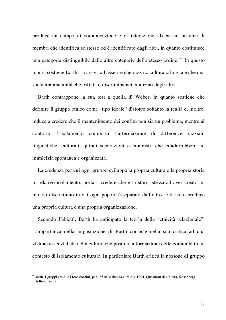 Anteprima della tesi: Le frontiere culturali del cibo, Pagina 13