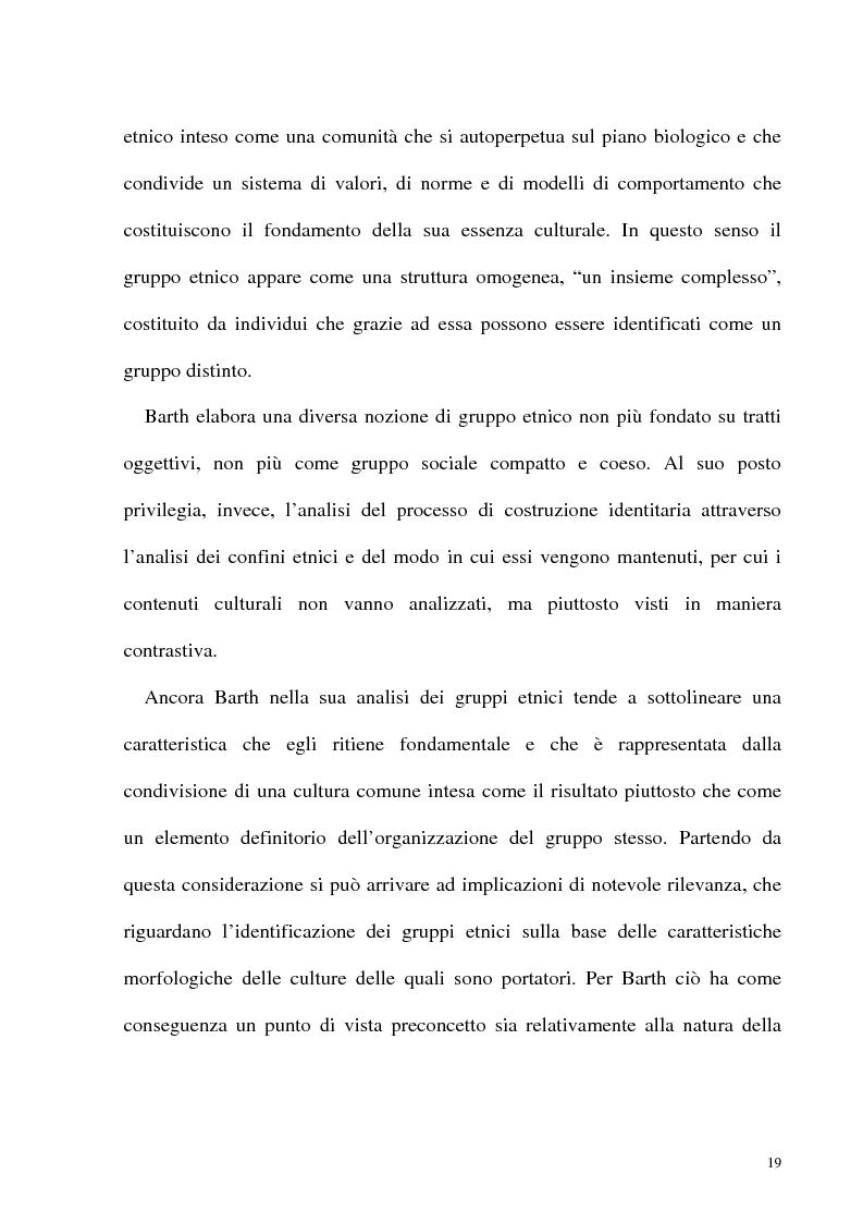 Anteprima della tesi: Le frontiere culturali del cibo, Pagina 14