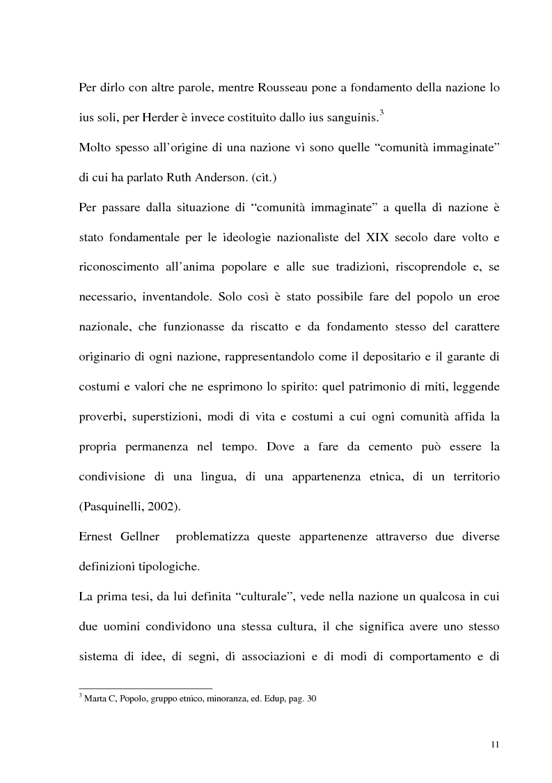 Anteprima della tesi: Le frontiere culturali del cibo, Pagina 6