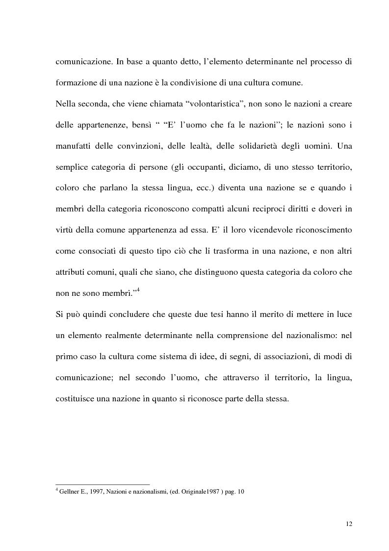 Anteprima della tesi: Le frontiere culturali del cibo, Pagina 7