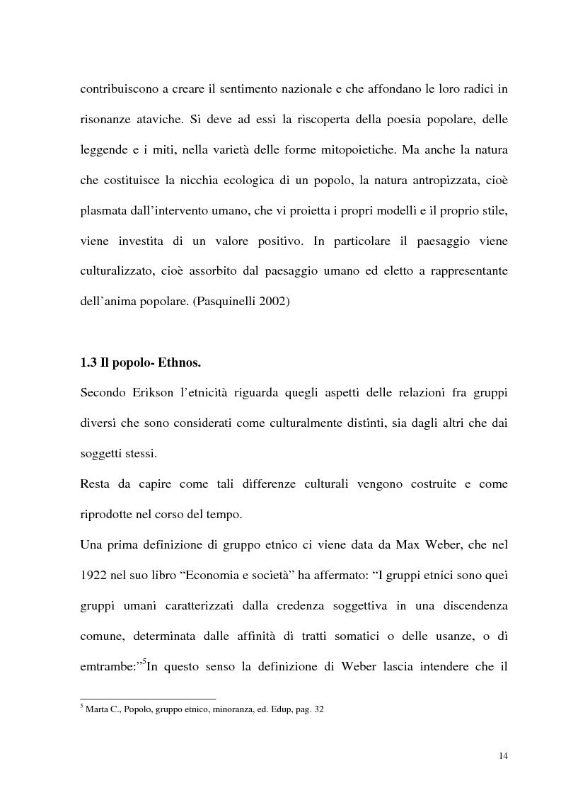 Anteprima della tesi: Le frontiere culturali del cibo, Pagina 9