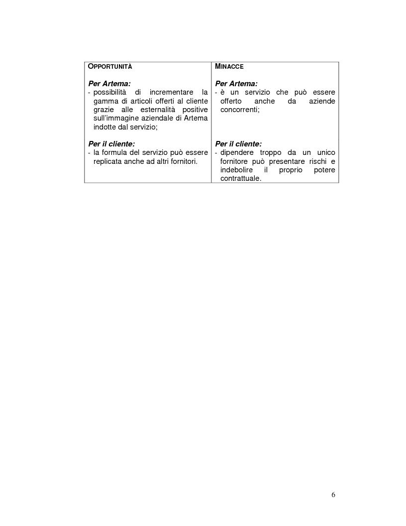 Anteprima della tesi: La Logistica per il Marketing - Studio per la progettazione di un servizio strategico: realizzazione di magazzini di proprietà dell'azienda fornitrice ubicati presso i locali dell'azienda cliente, Pagina 3