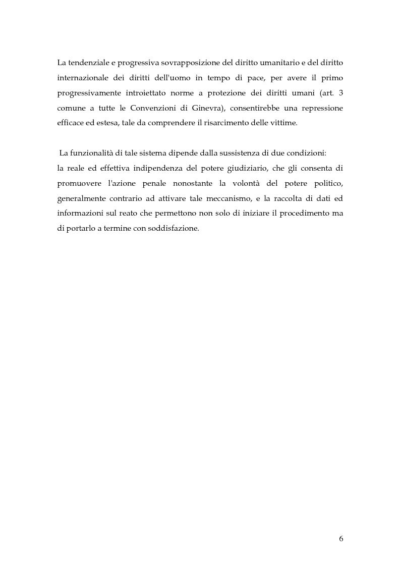 Anteprima della tesi: La punizione dei crimini internazionali, Pagina 3