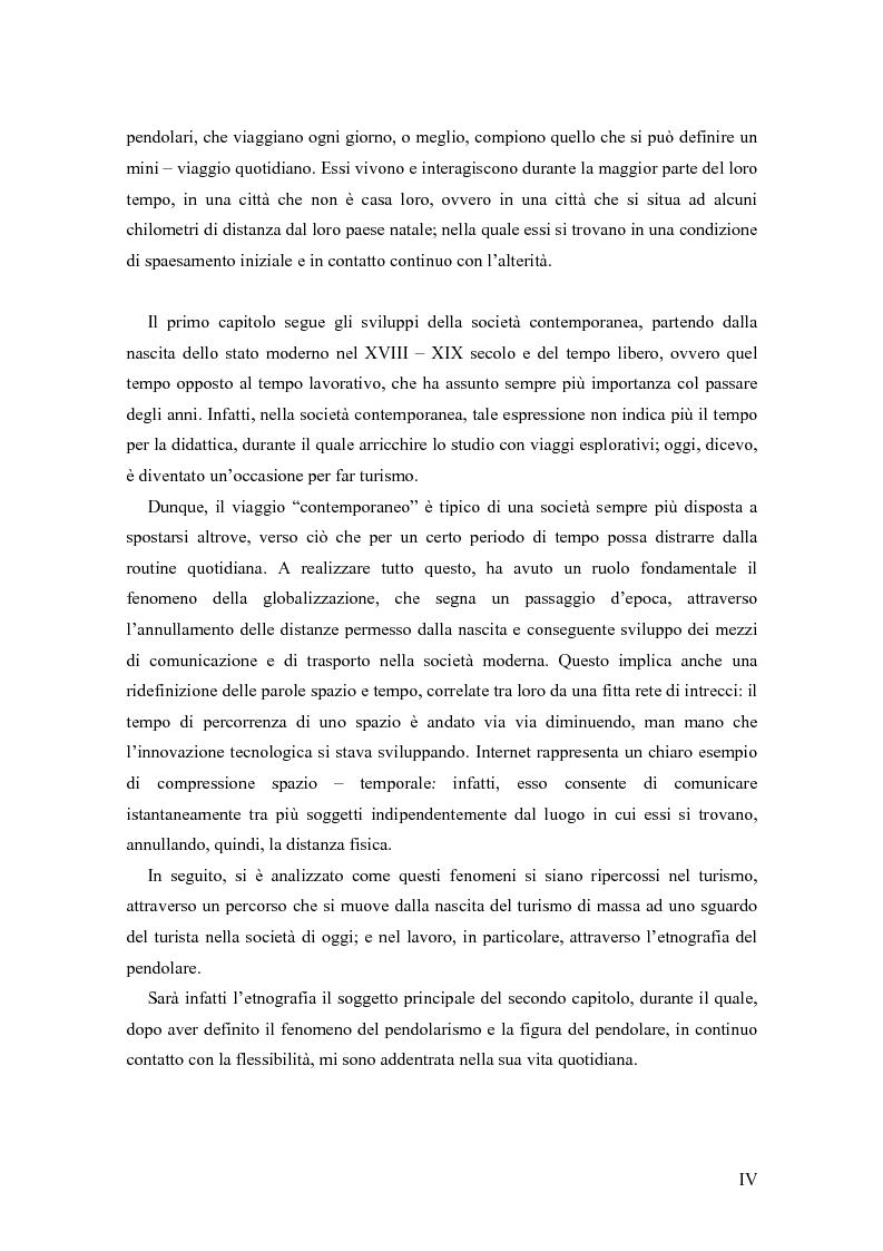 Anteprima della tesi: L'arte del viaggiare: l'etnografia del pendolare, Pagina 2