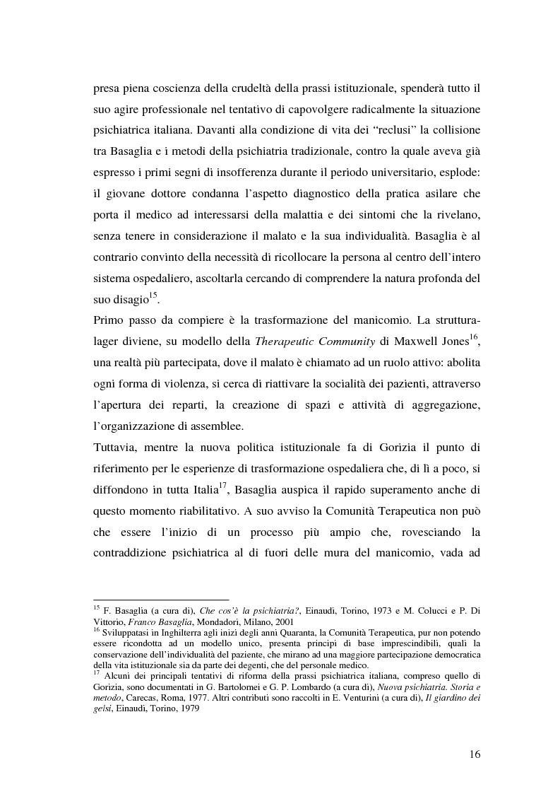 Anteprima della tesi: Oltre il dolore, oltre la pena. Cinema e handicap, quattro diversi sguardi d'autore, Pagina 13