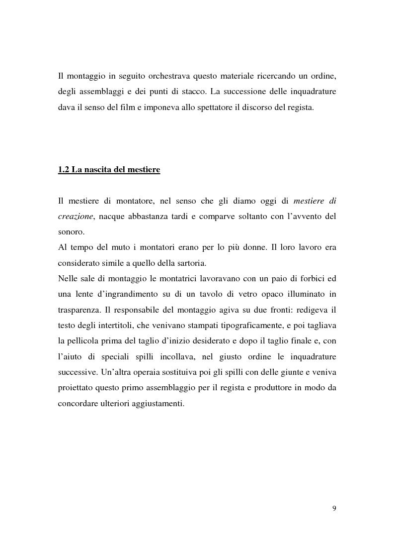 Anteprima della tesi: Montaggio e narrazione in Memento di Christopher Nolan e 21 Grammi di Alejando Gonzàlez Inarritu, Pagina 5