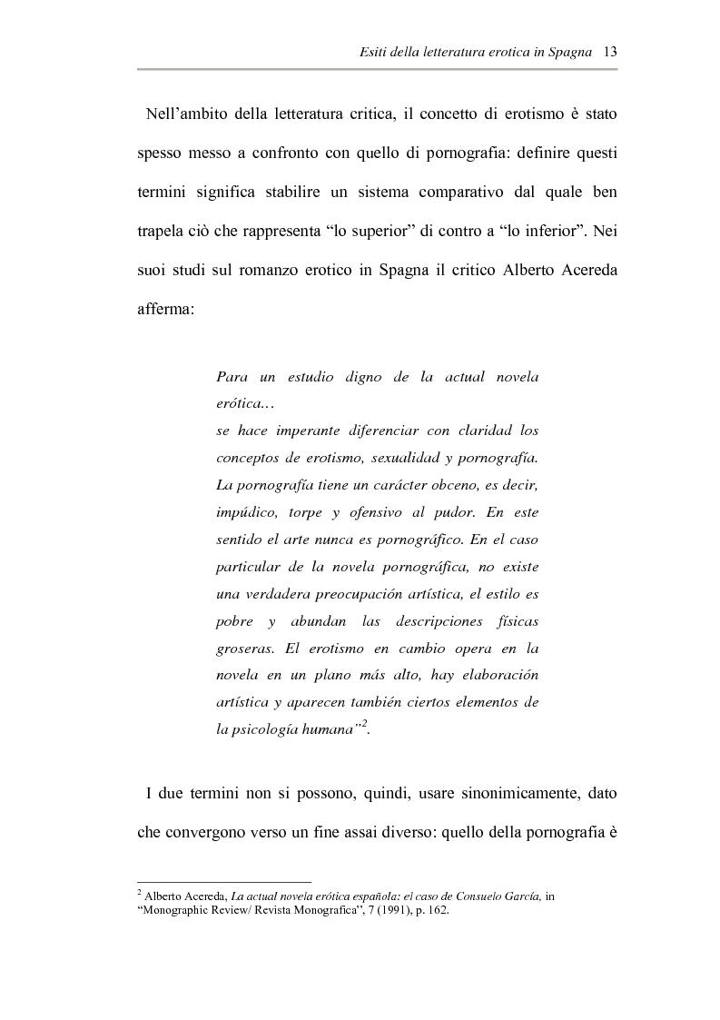 Anteprima della tesi: L'erotismo ne Las edades de Lulù di Almudena Grandes: storia di una regressione, Pagina 9