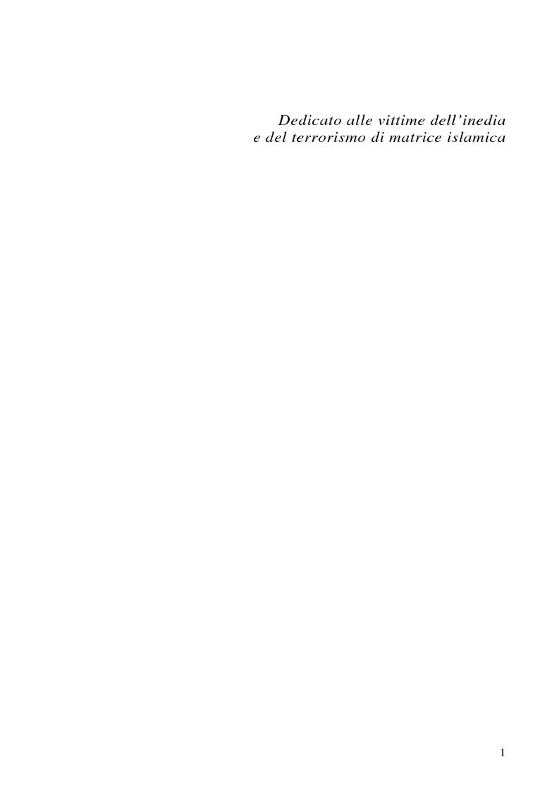 Anteprima della tesi: Può darsi un diritto di sopravvivenza? Giustizia e giusnaturalismo in alcune proposte di etica politica contemporanea: John Rawls, Robert Nozick, Giuliano Pontara, Pagina 1