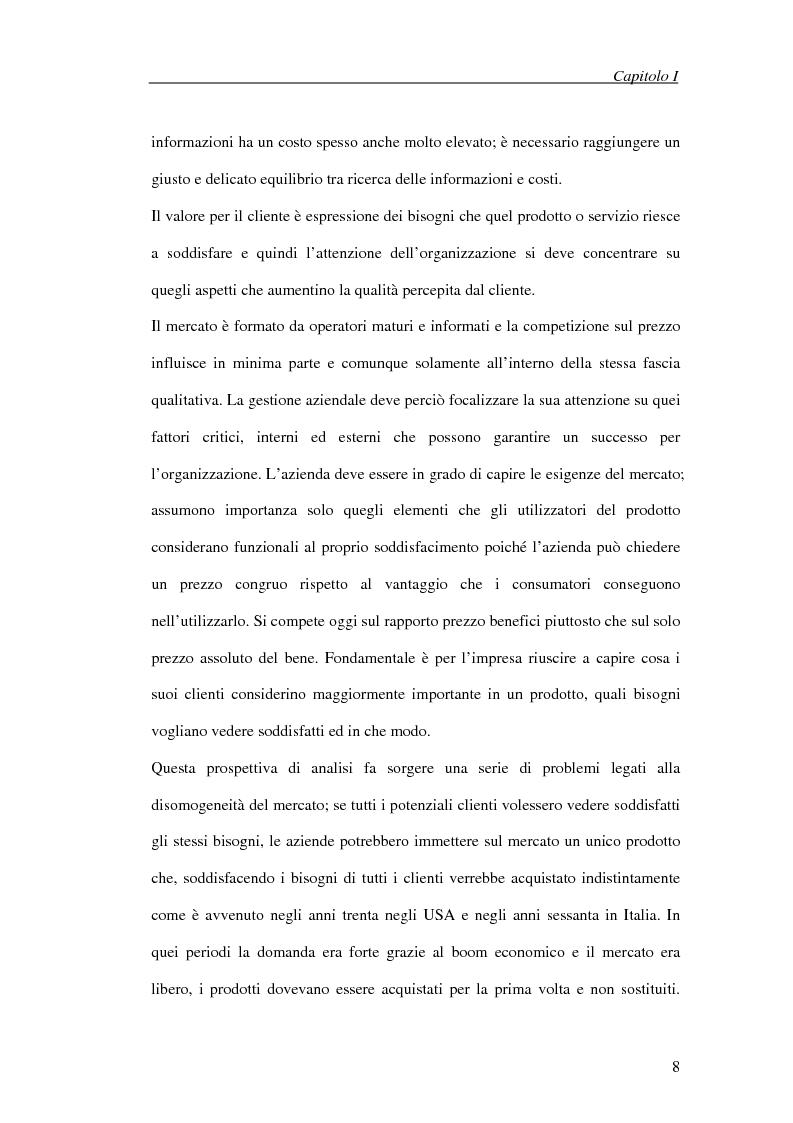 Anteprima della tesi: Il processo di cambiamento del sistema di controllo aziendale, Pagina 5