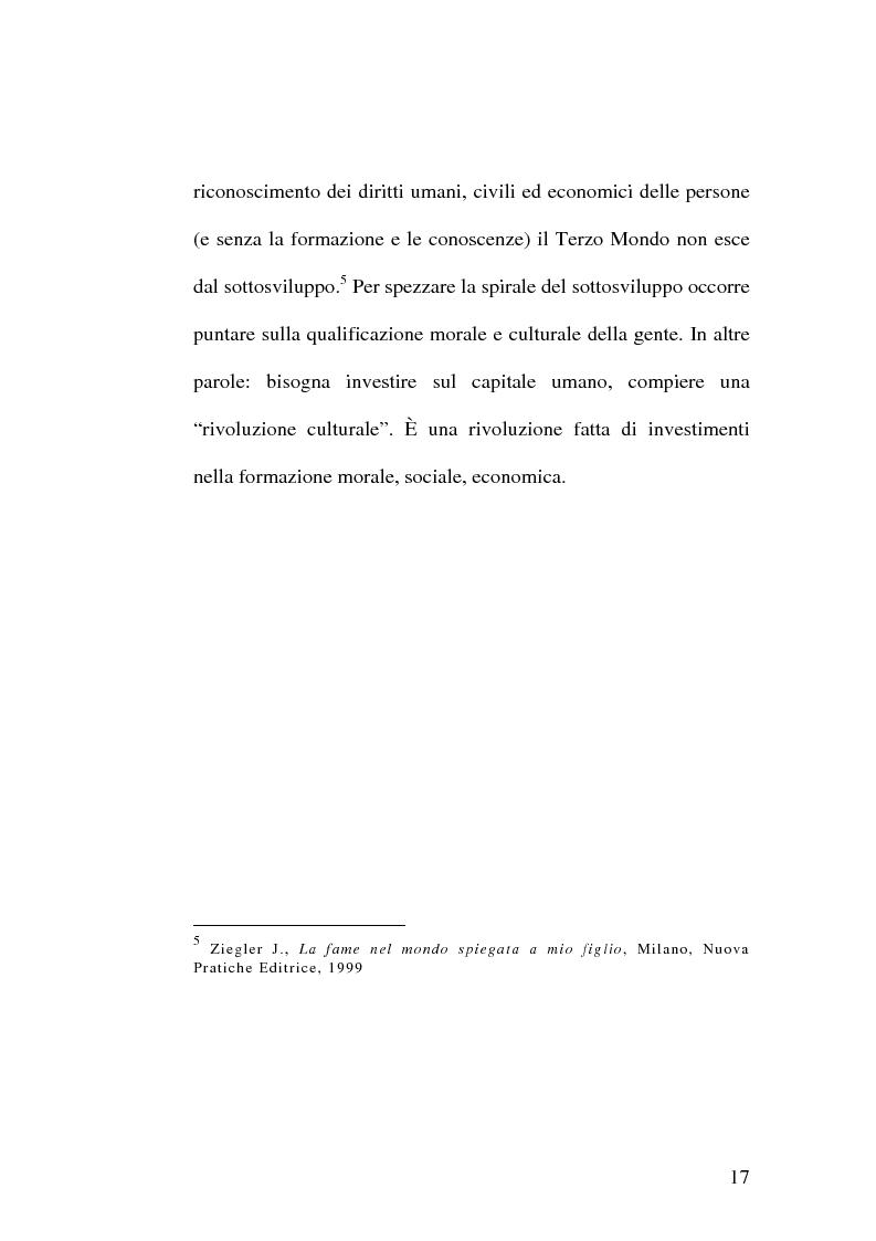 Anteprima della tesi: Diritti umani e multiculturalità nel villaggio globale, Pagina 11