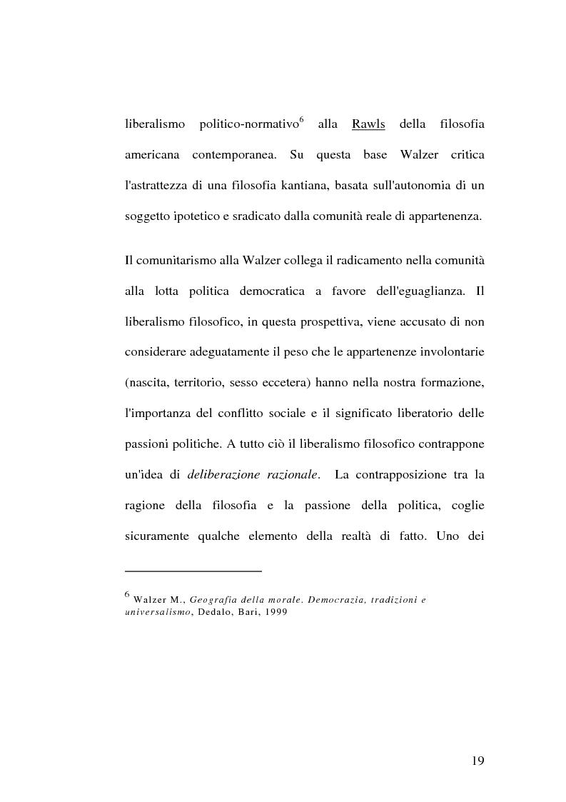 Anteprima della tesi: Diritti umani e multiculturalità nel villaggio globale, Pagina 13
