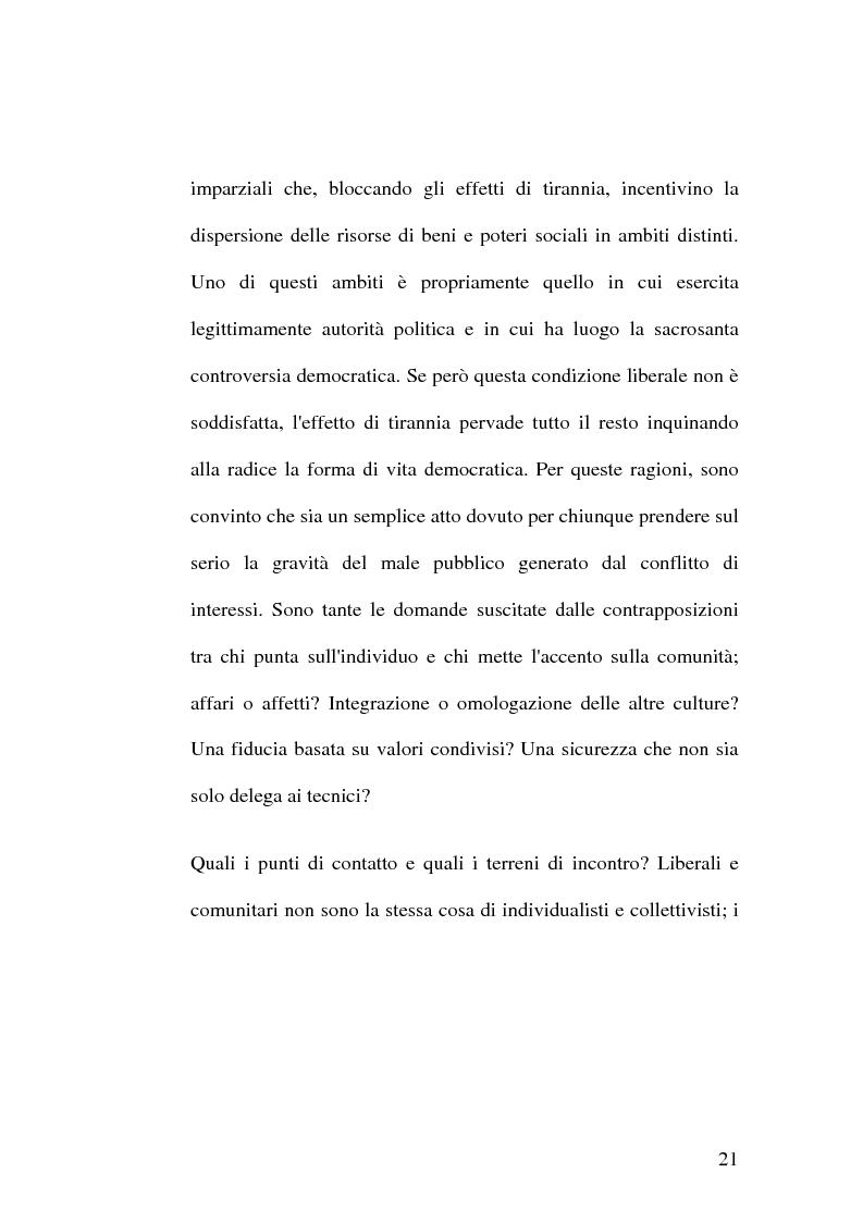 Anteprima della tesi: Diritti umani e multiculturalità nel villaggio globale, Pagina 15