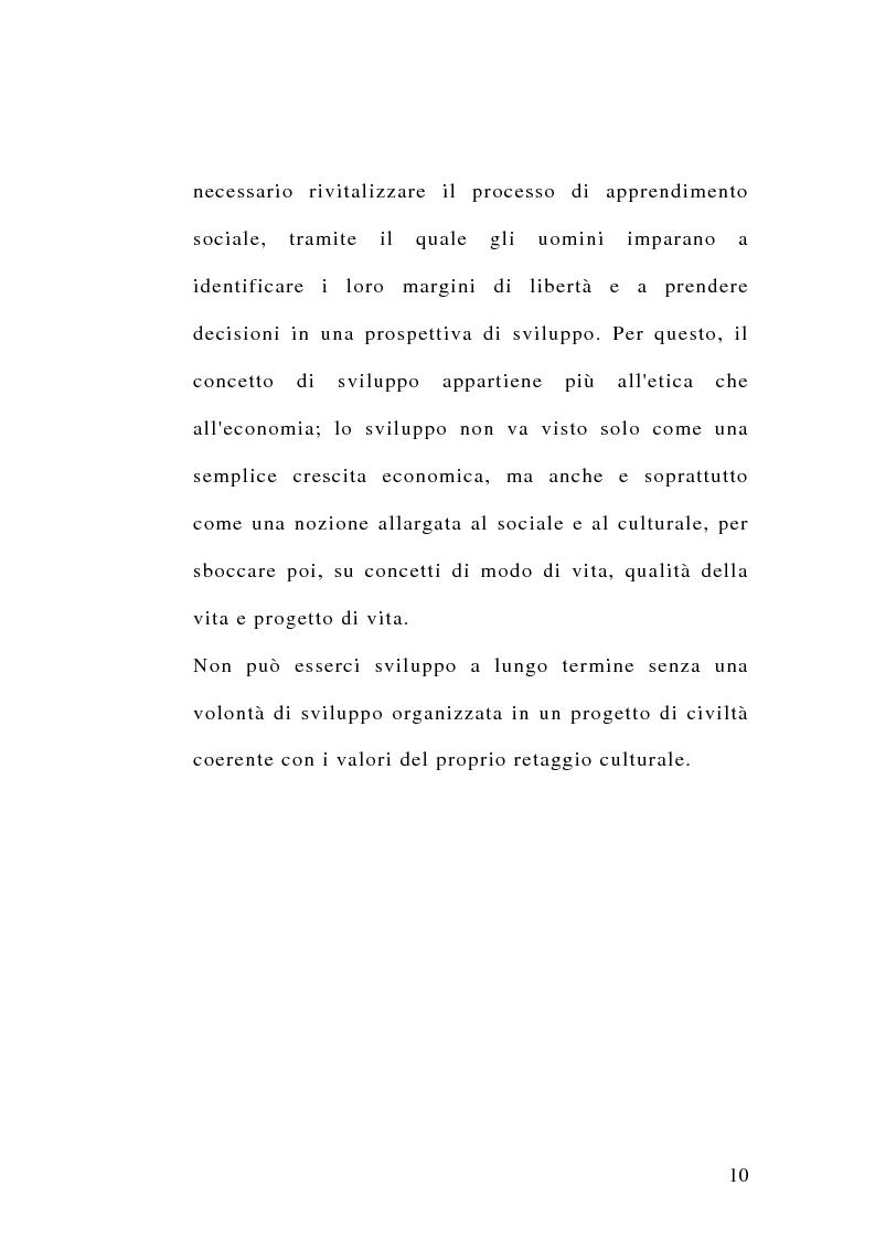 Anteprima della tesi: Diritti umani e multiculturalità nel villaggio globale, Pagina 4