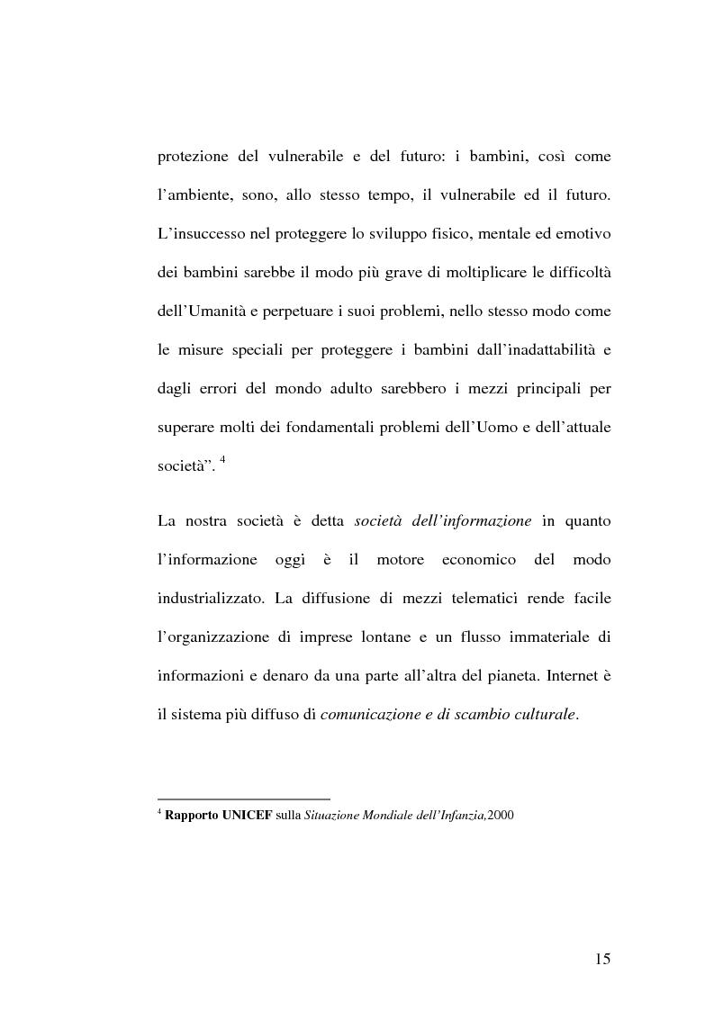 Anteprima della tesi: Diritti umani e multiculturalità nel villaggio globale, Pagina 9
