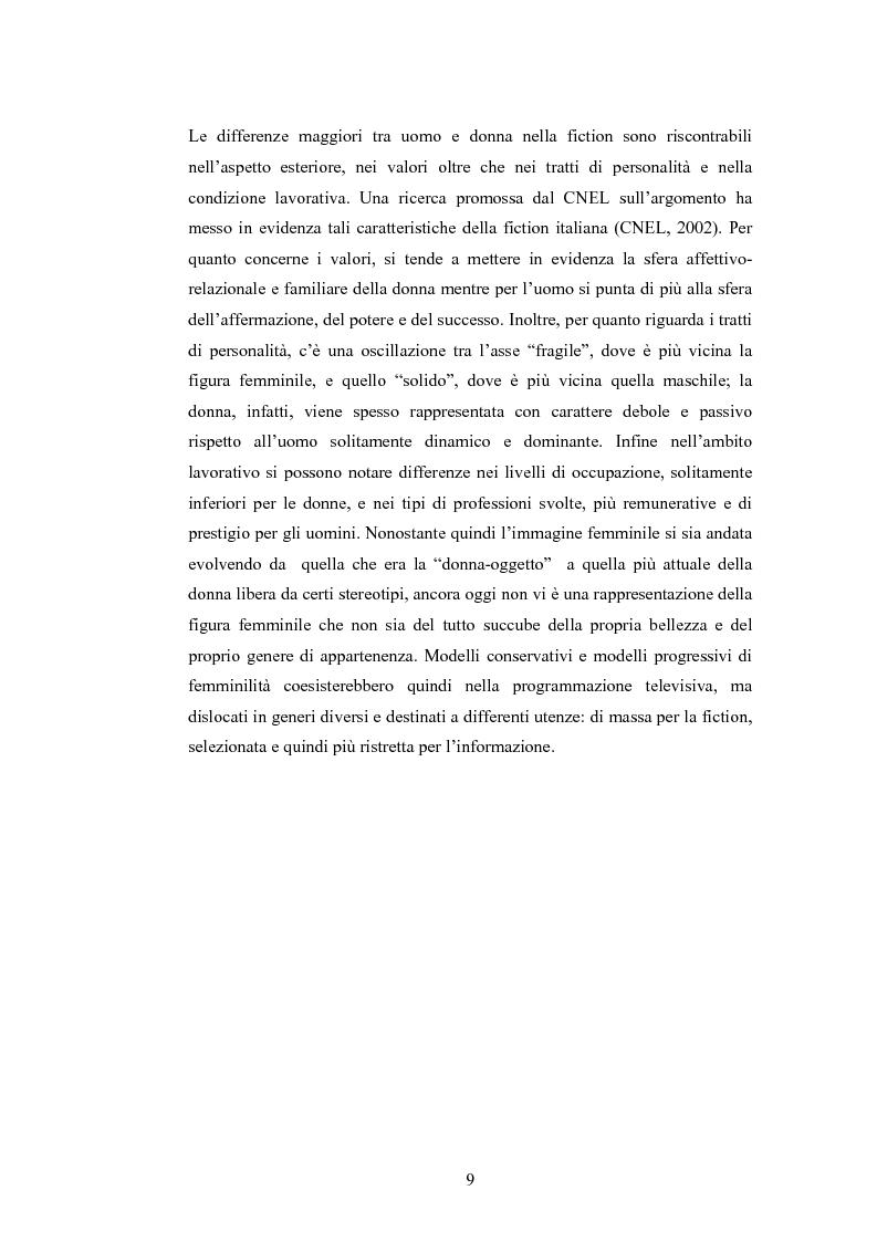 Anteprima della tesi: La rappresentazione della donna nella pubblicità dei cosmetici. Una ricerca di analisi del contenuto., Pagina 6
