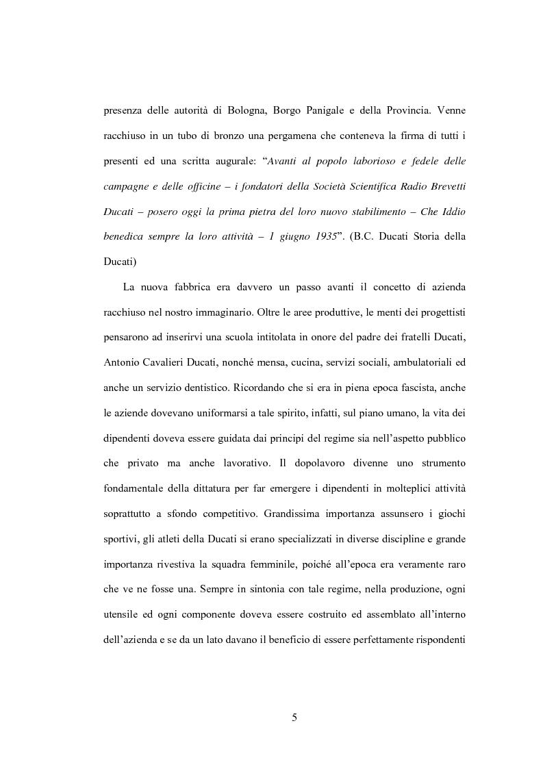 Anteprima della tesi: Il Marketing Tribale in Ducati Motor Holding SpA, Pagina 5