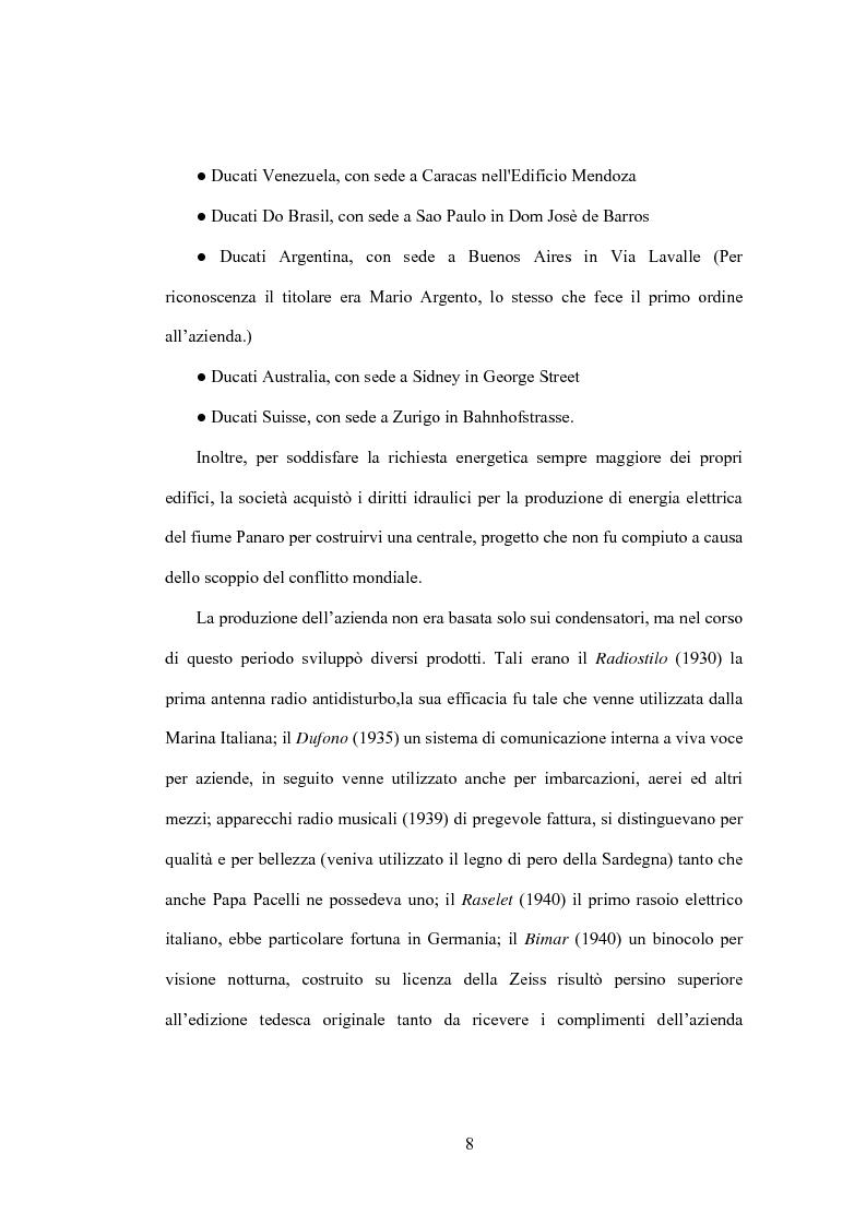 Anteprima della tesi: Il Marketing Tribale in Ducati Motor Holding SpA, Pagina 8